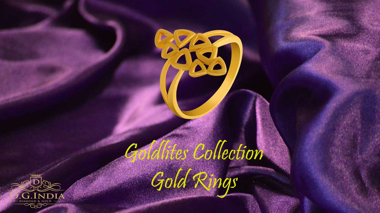 3.02 Gram 22KT Simple Style Yellow Gold Ring