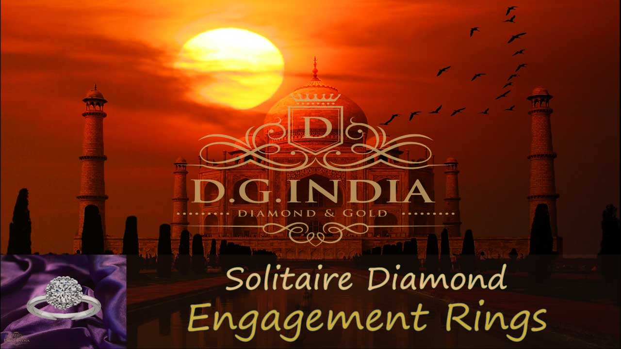 Solitaire Diamond Ring Designs With Prices